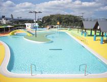 遊泳プール